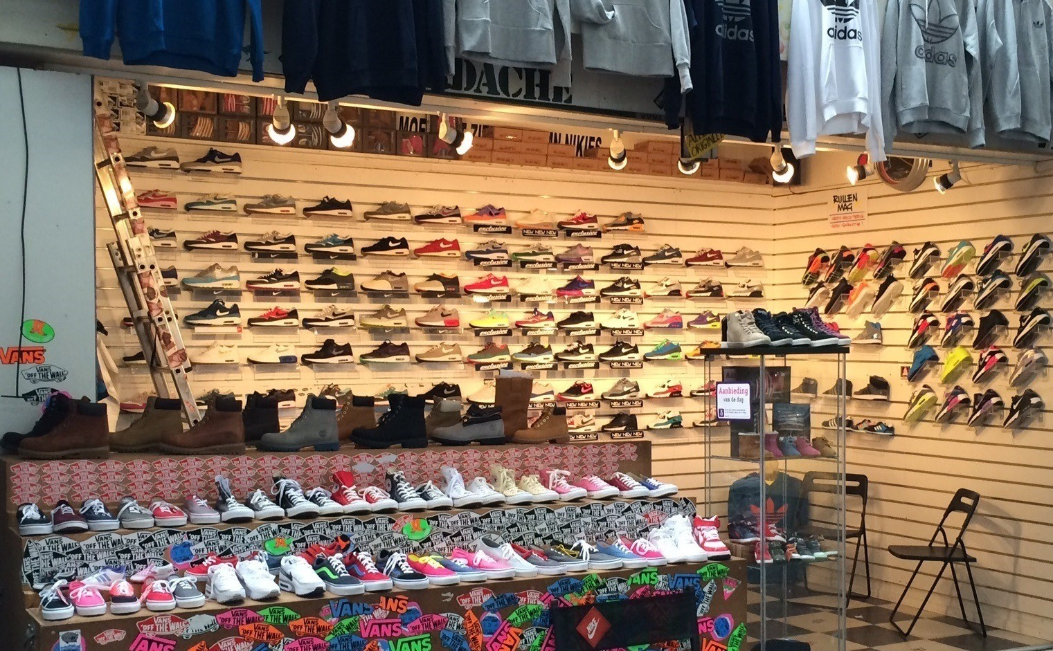 Sneaker-winkel Beverwijk