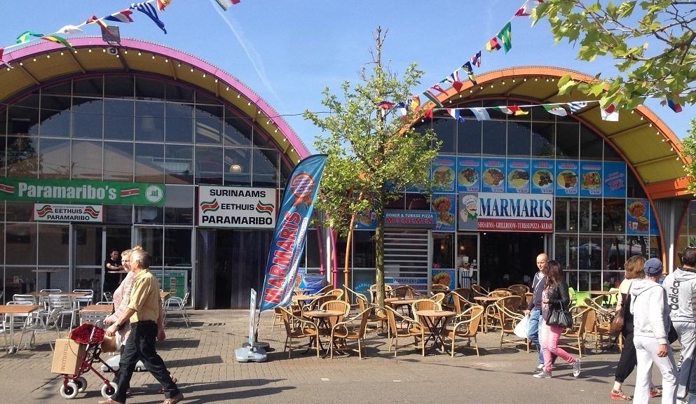 Winkelstraat Beverwijk